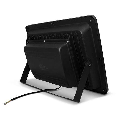 Kit-20-Refletor-Led-Holofote-Slim-200W-Bivolt-IP66-6000K-Branco-Frio-Resistente-Agua-Fachada-12-Leds-connectparts---3-