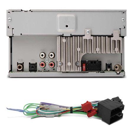 Central-Multimidia-Receiver-Pioneer-Avh-G218Bt-2-Din-Bluetooth-Dvd-Usb-Aux-Mp3-Am-Fm-Espelhamento-connectparts---4-