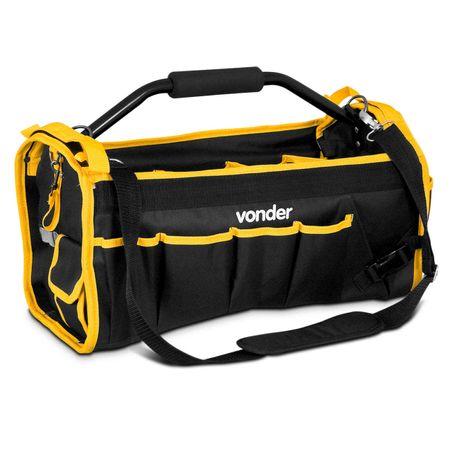 Bolsa-Organizador-em-Lona-Vonder-BL004-Preto-e-Amarelo-com-Cabo-Tubular-CONNECTPARTS---1-