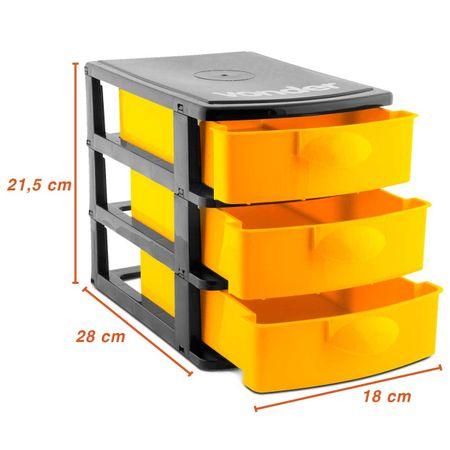 Organizador-Plastico-3-Gavetas-Vonder-Preto-e-Amarelo-connectparts---2-