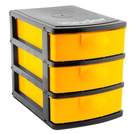 Organizador-Plastico-3-Gavetas-Vonder-Preto-e-Amarelo-connectparts---3-