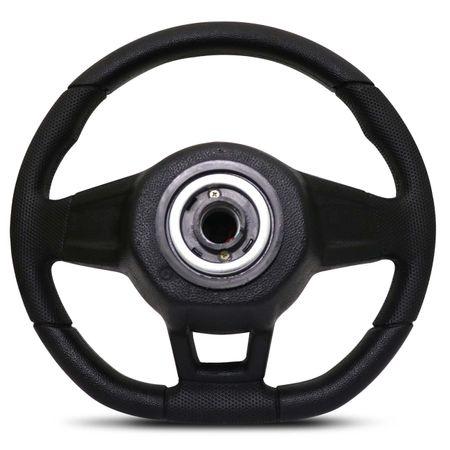 Volante-Esportivo-Golf-GTI-MK7-Base-Reta-Preto-Grafite-Cubo-Gol-Parati-Saveiro-Santana-Fox-91-a-13-connectparts--4-