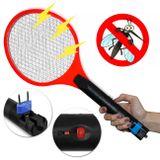 Raquete-Eletrica-Mata-Moscas-Mosquito-Pernilongo-Recarregavel-Vermelho-connectparts---1-