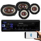 MP3-Player-Positron-SP2230BT-1-Din-Led-Bluetooth-USB---Kit-Facil-Bravox-6-Triaxial-e-6x9-240W-RMS-connectparts---1-