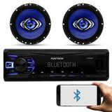 MP3-Player-Positron-SP2230BT-1-Din-Led-Bluetooth-USB-FM---Alto-Falante-Hurricane-Class-6-130W-RMS-connectparts---1-