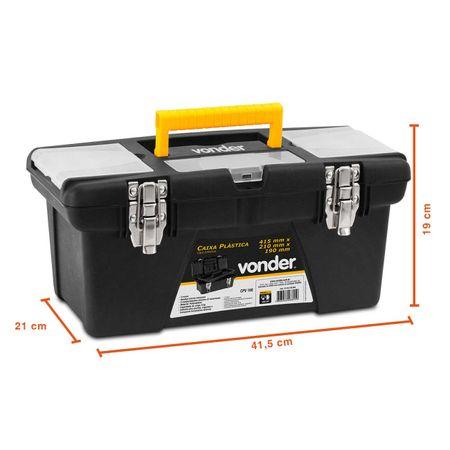 Caixa-Plastica-Organizadora-para-Ferramentes-Vonder-CPV160-Preta-connectparts---3-