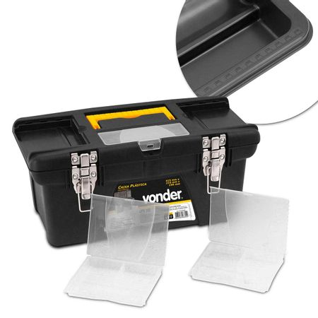 Caixa-Plastica-Organizadora-para-Ferramentes-Vonder-CPV160-Preta-connectparts---4-