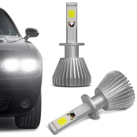 Kit-Lampada-Super-LED-Headlight-H1-6000K-12V-32W-4400LM-Efeito-Xenon-connectparts--2-