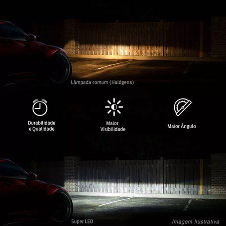 Kit-Lampada-Super-LED-Headlight-H1-6000K-12V-32W-4400LM-Efeito-Xenon-connectparts--4-