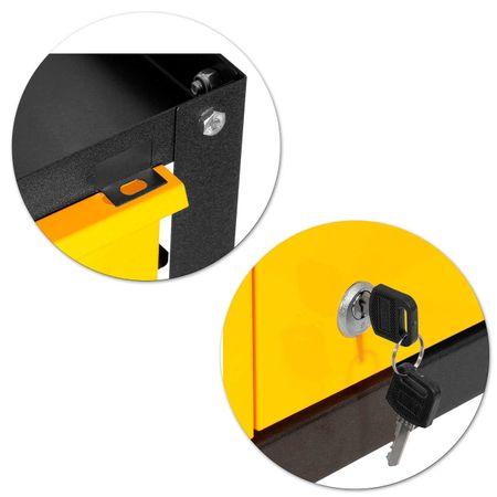 Carrinho-para-Ferramentas-Desmontavel-Vonder-1-Gaveta-Amarelo-e-Preto-com-Rodas-connectparts---4-