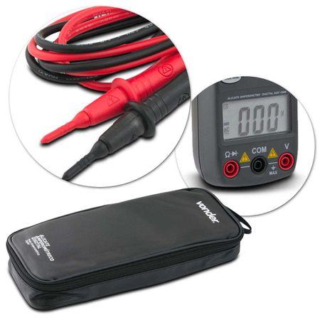 Alicate-Amperimetro-Digital-Vonder-AAV4200-600V-Medicao-Corrente-Tensao-Resistencia-connectparts---2-