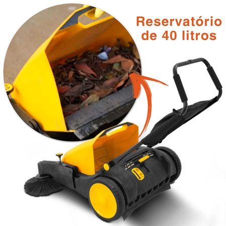Varredeira-Manual-de-Piso-Vonder-VPV920-Preto-e-Amarelo-com-Recolhedor-connectparts---4-