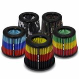 Filtro-de-Ar-Esportivo-Tunning-DuploFluxo-Monster-85mm-Conico-Lavavel-Especial-Shutt-Maior-Potencia-connectparts--1-