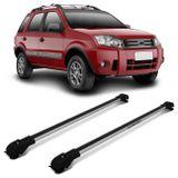 Rack-de-Teto-Ford-Ecosport-12-a-14-Prata-Carga-45-Kg-Aluminio-Resistente-Transversal-Travessa-Slim-connectparts--1-