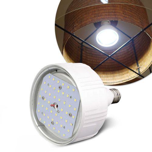 Lampada-Led-Bulbo-55W-E27-Branco-Frio-6000K-Bivolt-48-Leds-Rosca-Branca-Outlet-connectparts---1-
