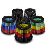Filtro-de-Ar-Esportivo-Tunning-DuploFluxo-Monster-85mm-Conico-Lavavel-Especial-Shutt-Base-Borracha-connectparts---1-