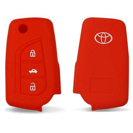 Capa-De-Silicone-Para-Chave-Canivete-Toyota-Corolla-Gli-E-Xei-Vermelho-connectparts---1-