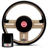 Volante-Shutt-Rallye-Surf-Bege-RS-Apliques-Preto-Escovado-e-Carbono--1-