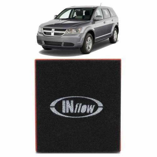 Filtro-De-Ar-Esportivo-Inbox-Retangular-Hpf8650-Inflow-Dodge--Fiat-Preto-E-Vermelho-Com-Logomarca-B-connectparts---01-