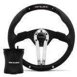 Kit-Volante-Esportivo-Shutt-RMX-Preto-Aplique-Cromado-Cubo-Aluminio-com-Acionador-Buzina-Connect-Parts--1-