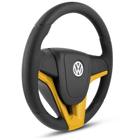Volante-Esportivo-Modelo-Cruze-Gol-Amarelo-Com-Cubo-connectparts---2-