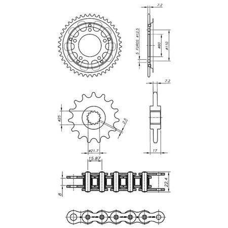 Kit-Relacao-Transmissao-Com-Retentor-Honda-CB-500-1994-A-2003-Vaz-Xtreme-H03592X-connectparts---3-