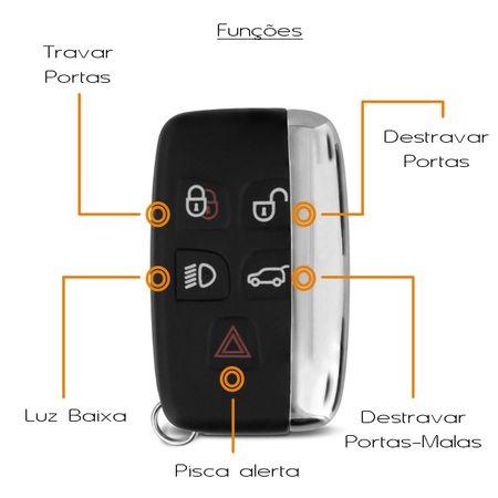 Chave-Presenca-Land-Rover-Discovery-Sport-Range-Rover-Evoque-2012-a-2016-5-Botoes-Preta-Cromada-CONNECTPARTS---5-