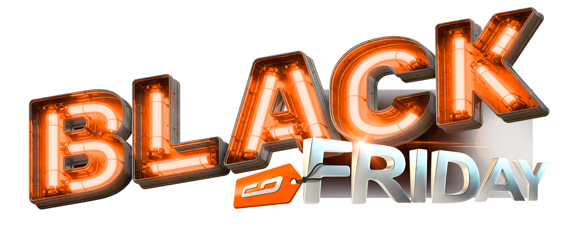 Logo Black friday | Connect Parts