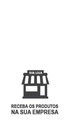 Receba os produtos em sua casa